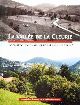 Couv Cleurie 150 ans après Thiriat 2